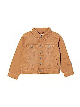 The Children's Place Denim Jacket Size 4