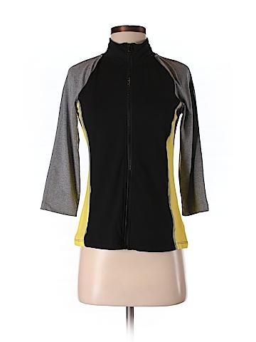 90 Degrees by Reflex Women Track Jacket Size S