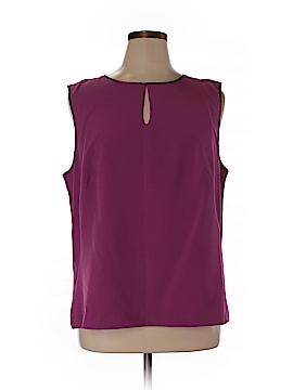 Enlo Short Sleeve Blouse Size 16