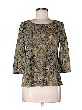 Tianello 3/4 Sleeve Top Size M