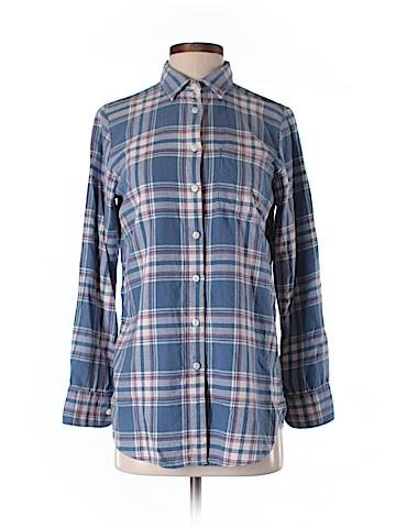 Rivet & Thread Long Sleeve Button-Down Shirt Size 7