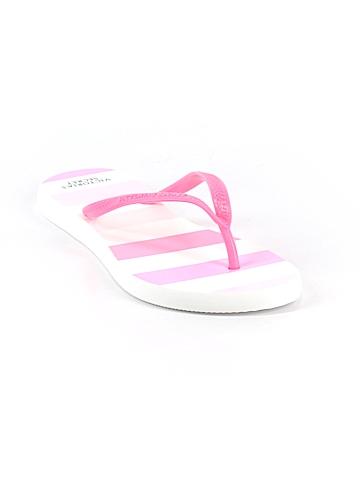 Victoria's Secret Flip Flops Size 3-4