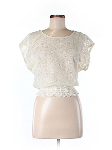 Love J Short Sleeve Top Size M