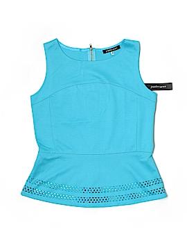 Jennifer & Grace Sleeveless Blouse Size S