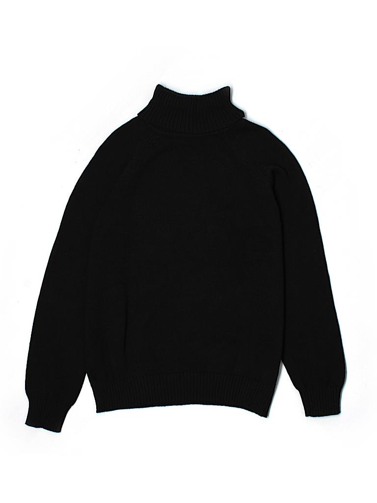 Karen Scott Women Turtleneck Sweater Size M