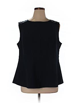 Enlo Sleeveless Blouse Size 16W