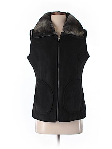 Outdoor Edition by Parkhurst Faux Fur Vest Size S