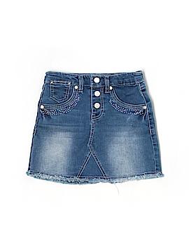 Wall Flower Denim Skirt Size 6