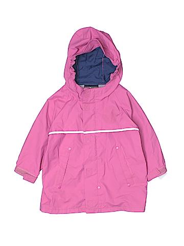 Lands' End Raincoat Size 2T