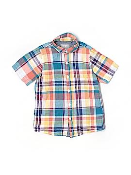 Next Short Sleeve Button-Down Shirt Size 82 cm