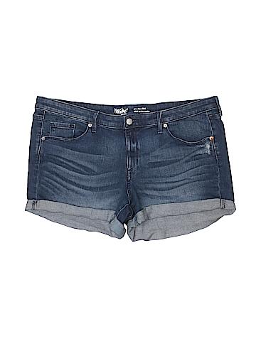 Mossimo Denim Shorts Size 16