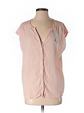 Hartford Short Sleeve Button-Down Shirt Size 4