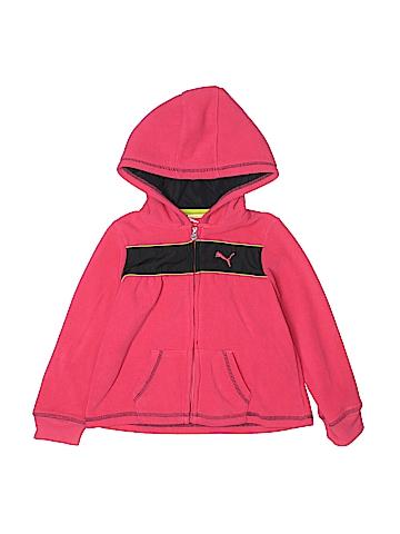 Puma Fleece Jacket Size 5