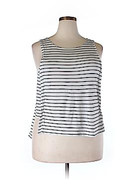 BB Dakota Sleeveless Top Size 1X (Plus)