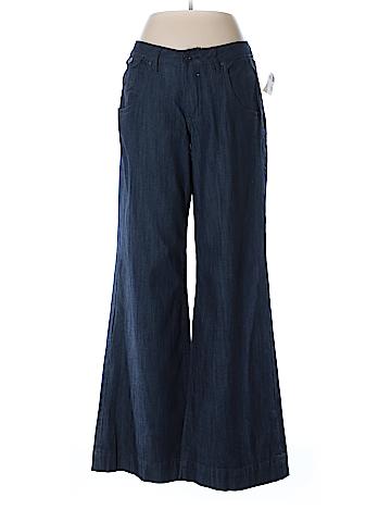 Worn Jeans Size 16