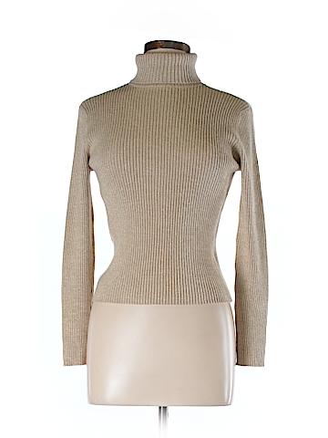New York & Company Turtleneck Sweater Size L