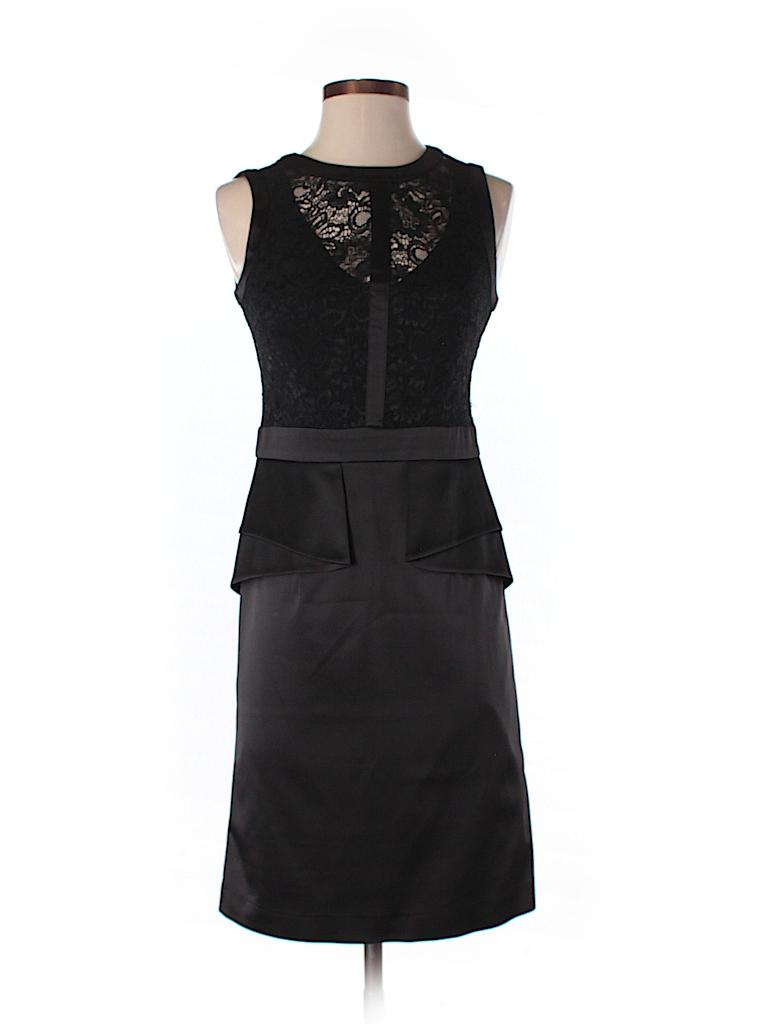 d343c59b1e9 Vince Camuto Lace Black Cocktail Dress Size 2 - 94% off