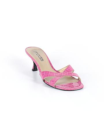 Moda Spana Mule/Clog Size 9 1/2