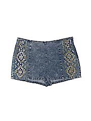 Lush Women Denim Shorts Size M