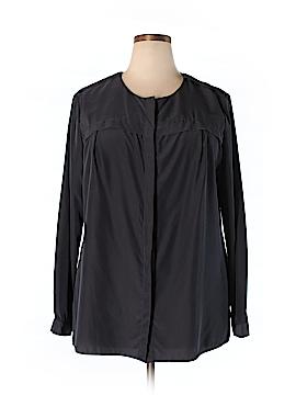 MBN Long Sleeve Blouse Size 3X (Plus)