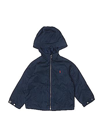 Polo by Ralph Lauren  Raincoat Size 2T