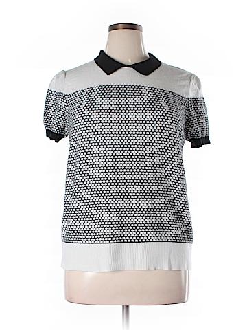 Elle Short Sleeve Polo Size XL