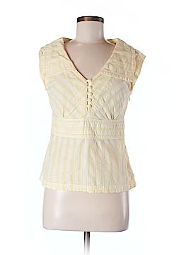 Floreat Short Sleeve Blouse Size 8