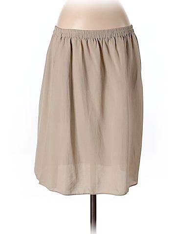 Yeohlee Women Silk Skirt Size M