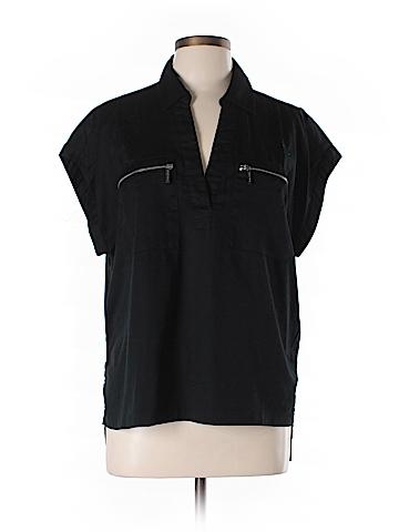 MICHAEL Michael Kors Short Sleeve Blouse Size 12