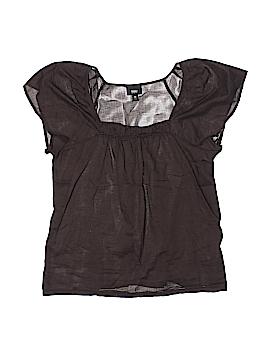 Mossimo Short Sleeve Blouse Size M