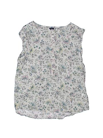 Gap Kids Short Sleeve Blouse Size 12