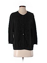 Charter Club Women Cardigan Size M (Petite)