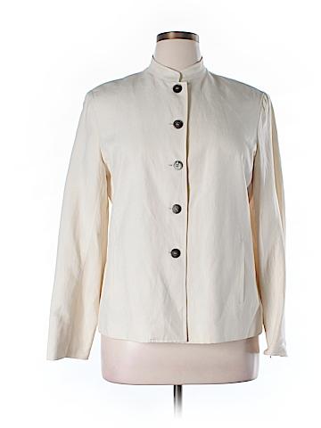 Jones New York Silk Blazer Size 14