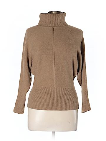 Ann Taylor LOFT Women Wool Pullover Sweater Size L (Petite)