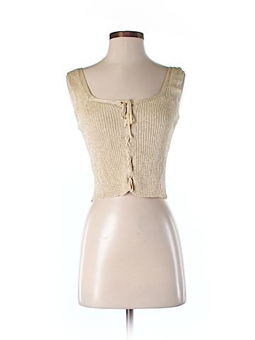 Limited London Paris New York Sleeveless Top Size M