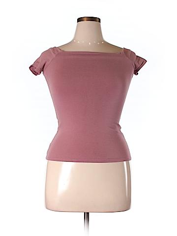 Garage Women Short Sleeve T-Shirt Size L