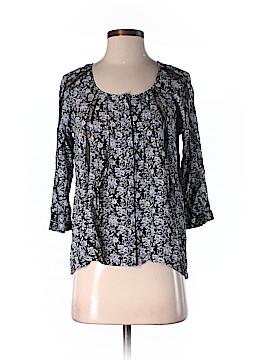 Ezra 3/4 Sleeve Blouse Size S