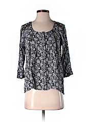 Ezra Women 3/4 Sleeve Blouse Size S