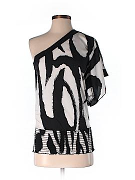 Studio Y Short Sleeve Blouse Size XS