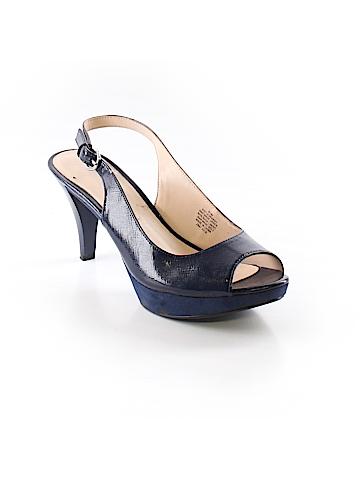 Nine West Heels Size 8 1/2