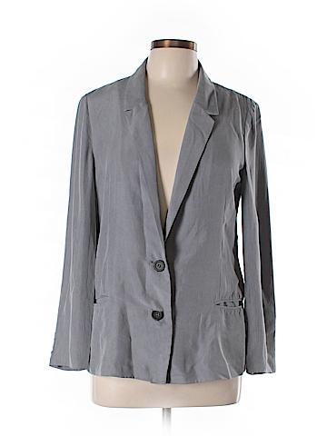 J. Crew Silk Blazer Size 6