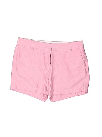 J. Crew Factory Store Khaki Shorts Size 8