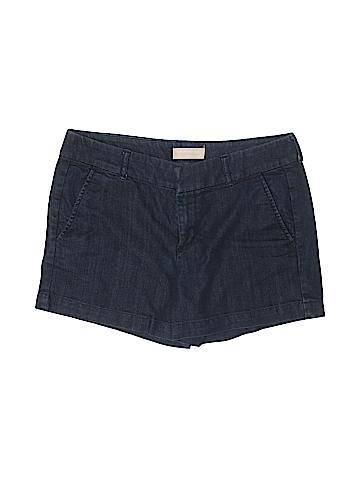 Banana Republic Factory Store Denim Shorts Size 8