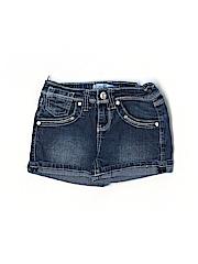 Karma Blue Denim Shorts Size 7
