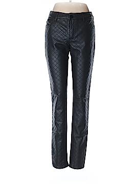 Tinsel Denim Couture Faux Leather Pants 26 Waist