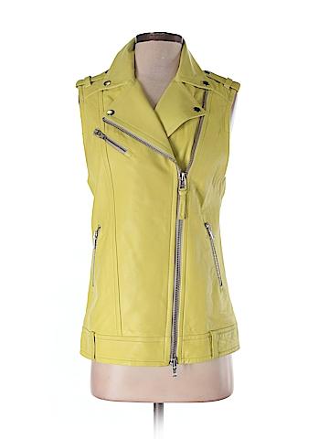 Mackage Leather Jacket Size S