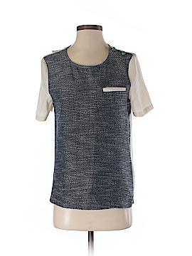 Sachin + Babi Short Sleeve Blouse Size 4