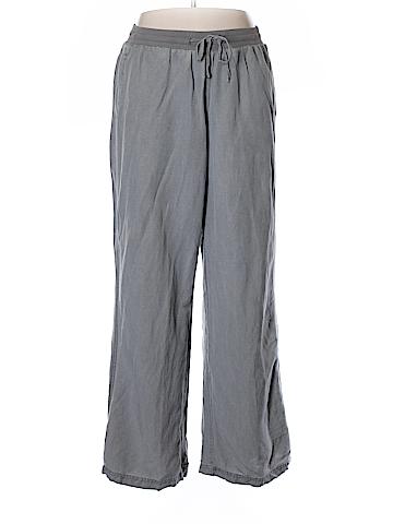 Lane Bryant Linen Pants Size 14 - 16