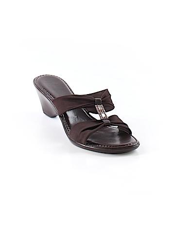 Italian Shoemakers Footwear Mule/Clog Size 7