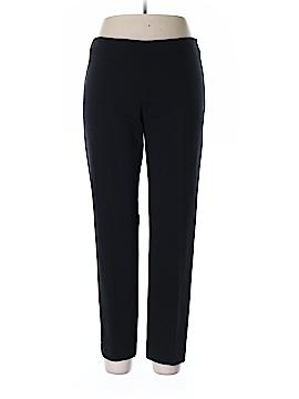 Blue Les Copains Casual Pants Size 48 (EU)